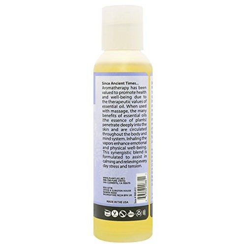 Plantlife Aromatherapy Massage Oil- 3 Pack