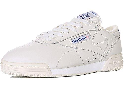 REEBOK EXOFIT LO CLEAN VINTAGE Bianco