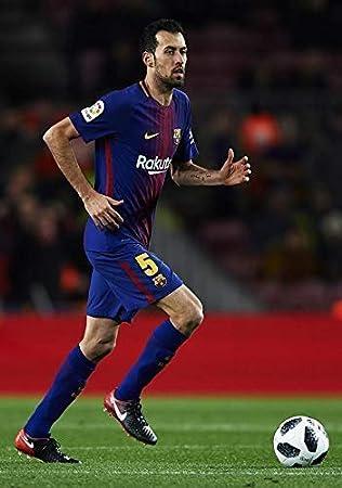 Desconocido Sergio Busquets FC Barcelona vs Valencia Copa del Rey ...