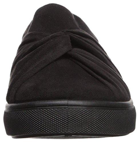 Qupid Womens Moira-03 Sneaker Svart