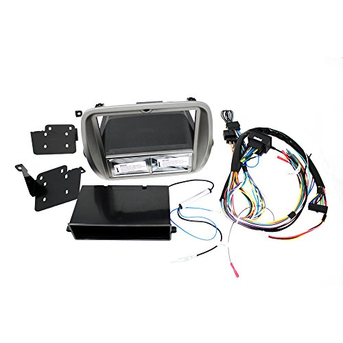 SCOSCHE ITCGM01B 2010 to 2014 Chevrolet Camaro Integrated Touchscreen Control ITC 2.0 Solution Dash Kit