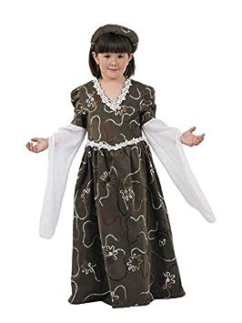 fa910d8024933 DISBACANAL Disfraz de Dulcinea niña - Único, 8 años: Amazon.es ...