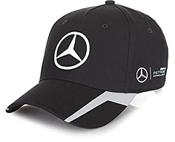 96fd874c2b9c6 Image Unavailable. Image not available for. Colour  Mercedes Benz Petronas  AMG Formula 1 MAMGP Nico Rosberg Driver Hat Cap