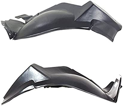 Fender Liner Front Passenger Side Front Section Fits GMC Acadia GM1249184
