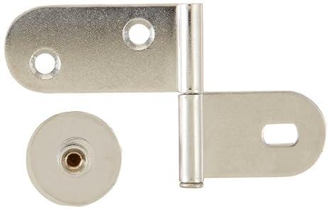 Sugatsune GH-36/NCRR Inset Glass Door Lift-Off Hinge with 2 Holes  sc 1 st  Amazon.com & Sugatsune GH-36/NCRR Inset Glass Door Lift-Off Hinge with 2 Holes ...
