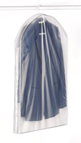 Whitmor Zippered Protective Suit Bag