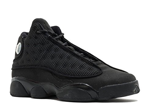 Nike Air Jordan 13 Retro Bg (gs) Svart Katt - 884.129-011