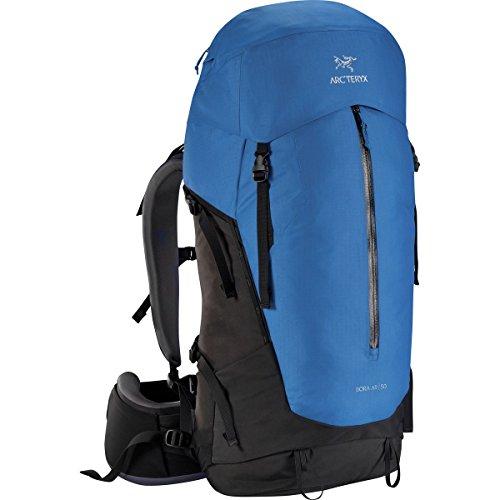Arc'teryx Bora AR 50 Backpack - Men's Borneo Blue Tall
