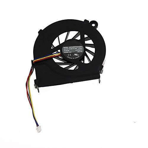 (TOOGOO Replacement CPU Cooling Fan Fit for HP Compaq G4 G6 G7 CQ42 G42 CQ56 CQ62 G62 Series Laptop Notebook)