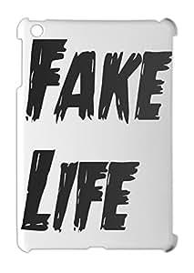 Fake Life iPad mini - iPad mini 2 plastic case