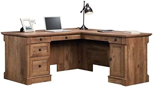 Pemberly Row Home Office L Shaped Corner Desk