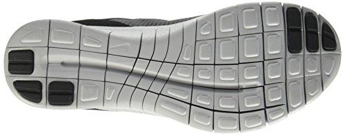 Nike Free Hypervenom Low Scarpe da Ginnastica, Uomo Nero (Black/Black-wolf Grey-cool Grey)