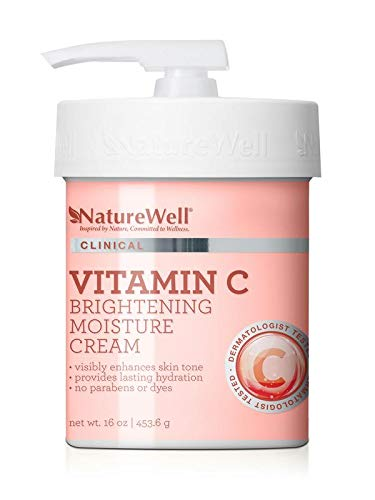 - NatureWell Vitamin C Brightening Moisture Cream