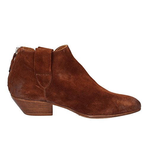 37 Brown Boots Ankle MOMA Suede 4 EU UK Womens 5wqAwYx0R