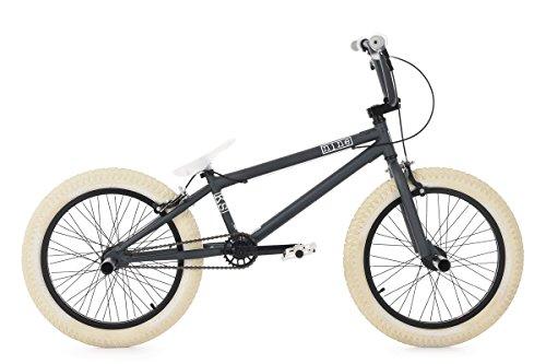 KS Cycling Bmx Freestyle Nine Fahrrad, Grau, 20
