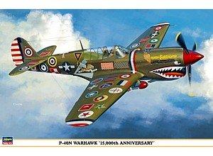 Anniversary Ltd Ed - 08195 1/32 P-40N Warhawk 15K Anniversary Ltd Ed