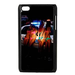 Spring Breakers iPod Touch 4 Case Black Exquisite gift (SA_648427)