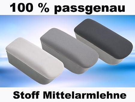 Mittelarmlehne Stoff TT bis 2006 8N Armlehne Stoff schwarz