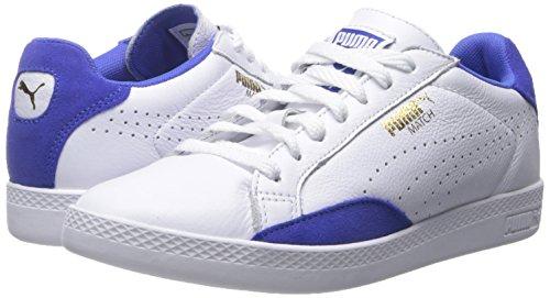 Base Lo Sportstyle dazzling Partita White Puma Blue Sneaker Sport qAwZxapg6