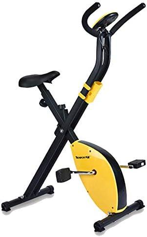 直立折り畳み式のフィットネス自転車の有酸素トレーニング自転車