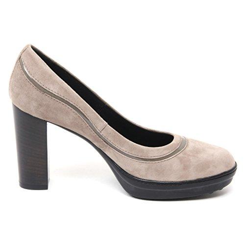 Shoe Decollete B4396 Tortora Tortora Woman Tod's Donna Scarpa U6FwnxqO