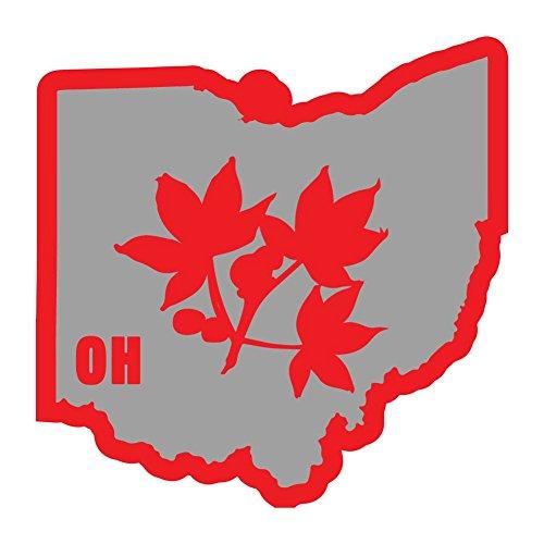 USAMM Original I Buckeye Ohio Variant Classic Vinyl Decal