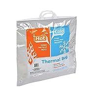Bolsa aislante térmica reutilizable 1 X (frío /calor) sin hielo necesario
