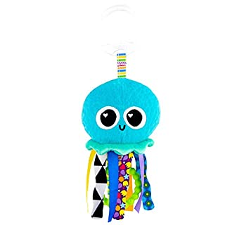 Lamaze Sprinkles The Jellyfish Clip On Baby Toys, Multi