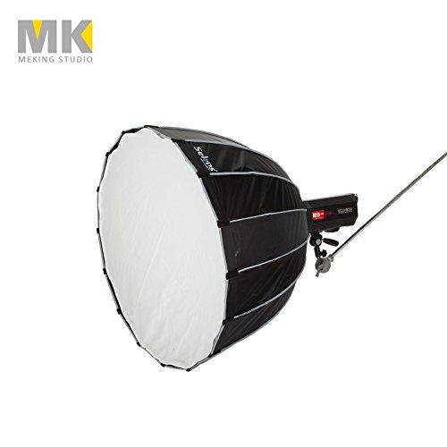 16 Rod Octagon Grid: Selens 75 Inch 16 Rods Portable Umbrella Brolly Reflector