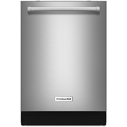 KitchenAid KDTM354ESS - Dishwasher - built-in - Niche - width: 24 in - depth: 24 in - height: 34 in - stainless steel