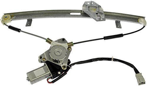 Dorman 741-766 Honda Accord Front Driver Side Window Regulator with Motor (Dorman Window Motor)