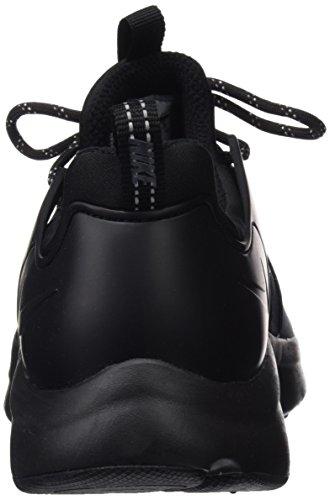 Nike Mens Darwin Avslappnade Sko Svart / Metallisk Hematit