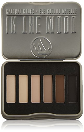 W7 In The Mood Natural Nudes Eye Shadow Palette ()