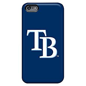 Back phone skins Hd Brand iphone 4 /4s - baseball tampa bay rays 3