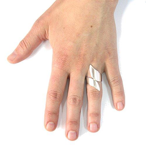 Anello lungo da Donna in Argento 925 R001418