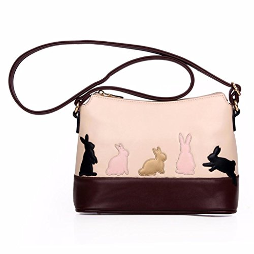 Bags Messenger Leather Cross Bag Women Women Bag Handbag Morwind Purse Body B Shoulder for Cat 7qfrxUwX7
