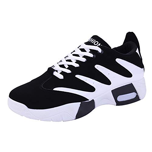 Amazon.com | NIUJIN Men Women Unisex Casual Sneakers Breathable Athletic Mesh Casual for Walking Work Daily Running Yoga | Golf