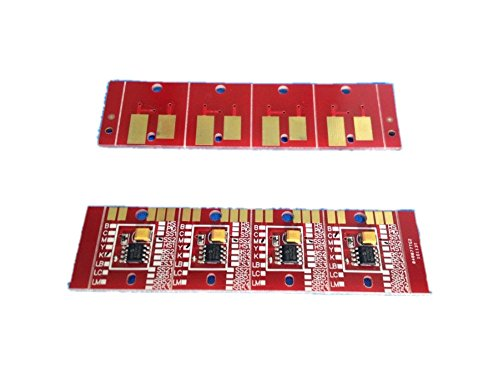 BS3 Permanent chip for Eco solvent plotter Mimaki JV5 JV33 CJV30 printer; 4pcs/set BK C M Y by MZFIR