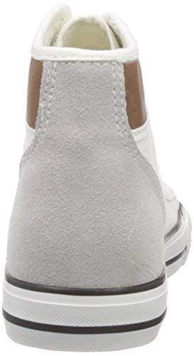 Nebulus Damen Nevada High-Top, Weiß (White), 38 EU