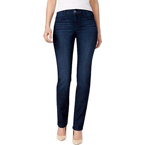 Style & Co. Denim Plus Blue Slim Leg Jeans 24W by Style & Co.