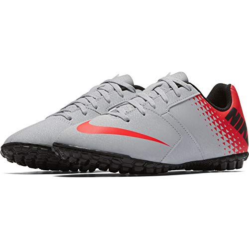 Nike wolf Fútbol Unisex Tf Crimson Bomba Gris De Grey Jr Zapatillas light Niños 006 black Para WBqvWrAwn