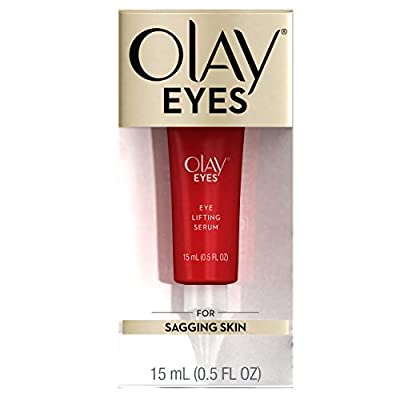 Olay Eyes Eye Lifting Serum for Under Eye Bags with Amino-Peptide and Vitamin Complex, 0.5 Fl Oz