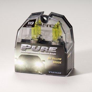Putco 230011NB Pure Halogen Headlight Bulb - Nitro Blue - H11 (Pair) - Quattro Headlight Bulb