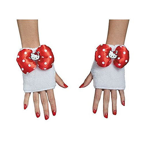 (Gloves Costume Accessory Hand Accessories Halloween Glovettes)