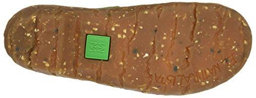 El Naturalista Kvinder N095 Bløde Korn Yggdrasil Høje Hæle Lukket Spids Grøn (grøn) eJyKFB