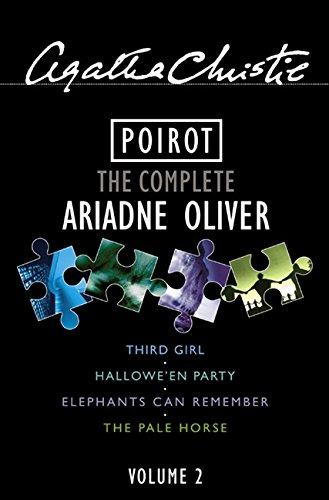 Read Online Poirot: The Complete Ariadne Oliver (Vol 2) pdf