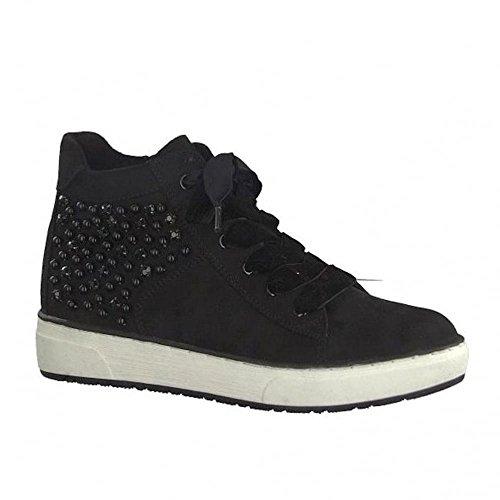 Black 25275 Marco Black 39 2 2 Tozzi wHnqx78f
