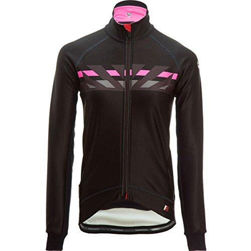 Giordana 2017/18 Women's Raggi FRC Winter Cycling Jacket - GICW16-WJCK-RAGG (Black/Pink - M)