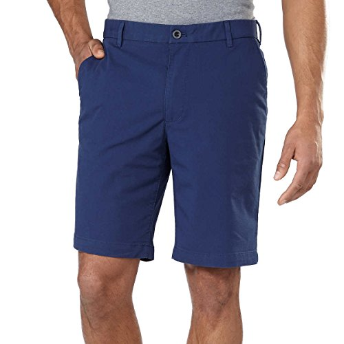 IZOD Men's Performance Athletic Short Choose Size & Color (34, (Blue Golf Shorts)
