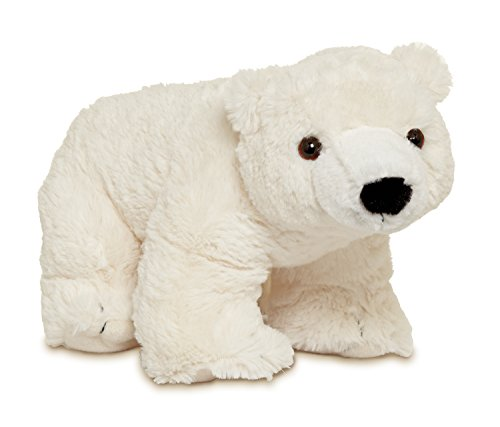 Melissa & Doug Glacier Polar Bear Stuffed Animal (Stuffed Animals White Bear)